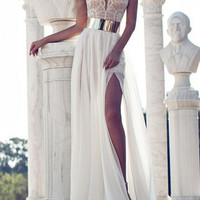 2014 Wedding Dress,  Bridal Gown,  Embroidery wedding dress,Sexy Wedding dress,Wedding Gowns,,Custom Size and Color