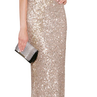 THE LOOK | Designer look with 'Sequin Dress' from Jenny Packham | Luxury fashion online | STYLEBOP.com