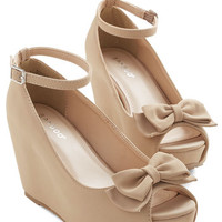 Pack on the Panache Wedge