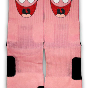 Patrick Custom Elite Socks  CustomizeEliteSocks.com