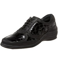 Helle Comfort Women`s Inma Oxford,Black,38 EU (US Women`s 8 M)