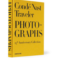 Assouline - Conde Nast Traveler Photographs 25th Anniversary Collection Hardcover Book | MR PORTER