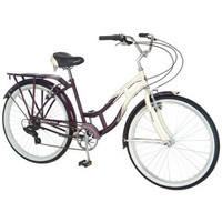 Walmart: Schwinn Women's Sanctuary 7 Cruiser Bike