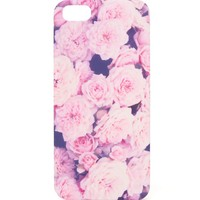 With Love From CA Floral iPhone 5G/5S Case - Womens Scarves - Floral - NOSZ