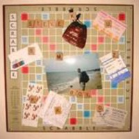 Scrabble Bulletin Board | How To | Cut Out + Keep