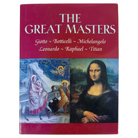 The Great Masters Book