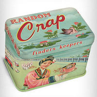 Random Crap Mini Treasure Tin
