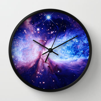 A Star is Born Wall Clock by 2sweet4words Designs  Society6