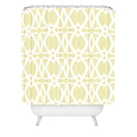 Lisa Argyropoulos Mezzo Shower Curtain