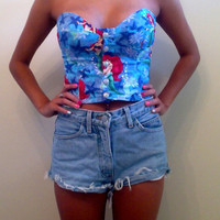 Little Mermaid Bustier