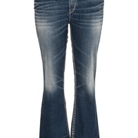 silver jeans co. ® tuesday medium rise plus size jeans