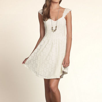 Paradisce Cove Skater Dress