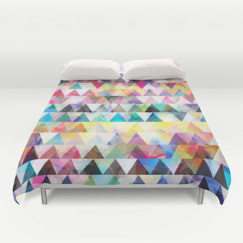 Mix #588 Duvet Cover by Ornaart