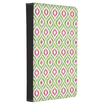 Multicolor Ikat Tribal Kindle Touch Case