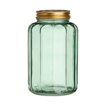 Glass Jar with Lid  from H M