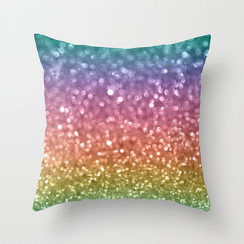 After the Rain Throw Pillow by Lisa Argyropoulos   Society6
