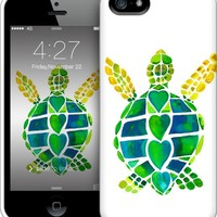 Turtle Love iPhone Cases & Skins by Catherine Holcombe   Nuvango