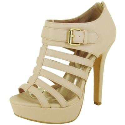MULTI STRAPS BOOTIE @ KiwiLook fashion