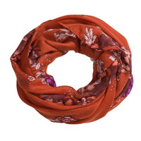 Tube Scarf in Woven Fabric - from H&M