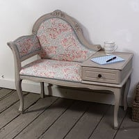 vintage telephone table by katie bonas | notonthehighstreet.com