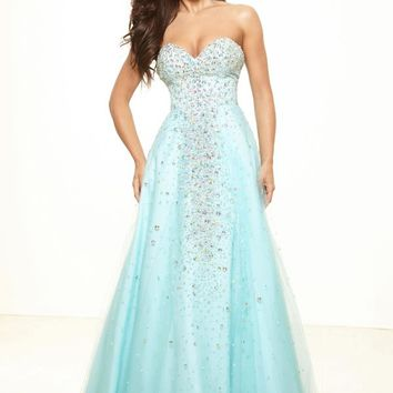 Amazing Terani Long Prom Dress P3093