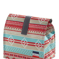Snappy Trails Lunch Bag | Mod Retro Vintage Kitchen | ModCloth.com