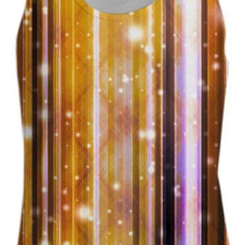 All Over Tank Top Women Luxury Party Dreams Futuristic Abstract Design created by Rudimencial Design | Print All Over Me