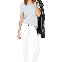 Lee Night And Day Skinny Jean - White