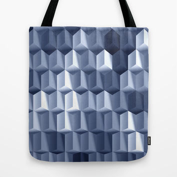 Illusion Tote Bag by All Is One