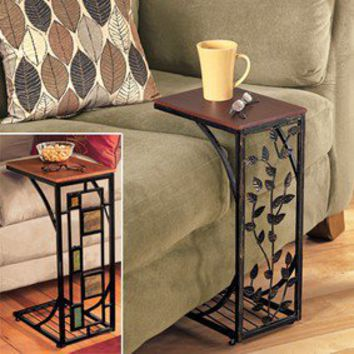 Sofa Side Table @ Fresh Finds