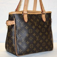 Authentic beautiful Louis Vuitton Batignolles Vertical PM