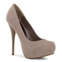 GORGEOUS - Blush Suede
