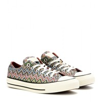 missoni x converse - chuck taylor all star low sneakers