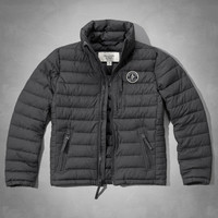 Newcomb Lake Packable Puffer Jacket