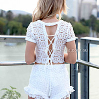 FALL FOR ROMANCE TOP , DRESSES, TOPS, BOTTOMS, JACKETS & JUMPERS, ACCESSORIES, 50% OFF SALE, PRE ORDER, NEW ARRIVALS, PLAYSUIT, GIFT VOUCHER, Australia, Queensland, Brisbane