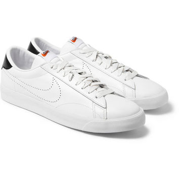 Nike - Tier Zero Nike x Fragment Tennis Classic Sneakers | MR PORTER