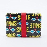 Rude Smile Lunchbox in Black - Urban Outfitters