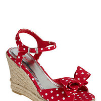 Surfboard Sweethearts Wedge | Mod Retro Vintage Wedges | ModCloth.com