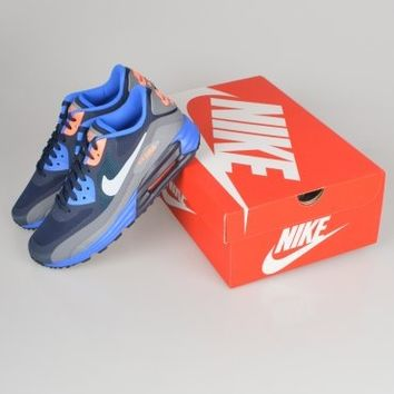 Nike Air Max Lunar 90 654471 - Blue