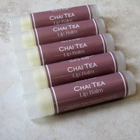 Chai Tea Lip Balm on Luulla