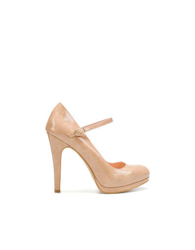 MARY JANE COURT SHOE - Shoes - Woman - ZARA United States