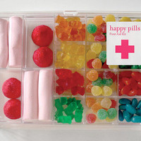 Happy Pills | Cute Candy | CutestFood.com