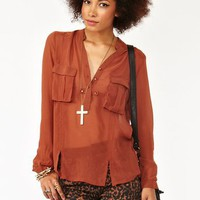 Brooklyn Blouse