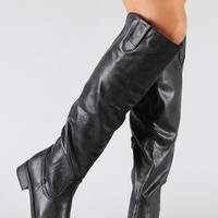 Bamboo Yoda-15 Knee High Riding Boot