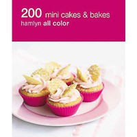 200 Mini Cakes and Bakes (Paperback)