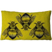 Timorous Beasties - Cushions - Three Bee