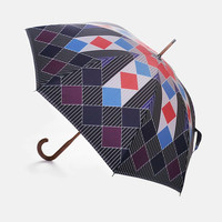 David David® — Walking stick umbrella, print U10