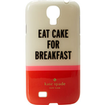 Kate Spade New York Eat Cake For Breakfast Resin Phone Case for Samsung®