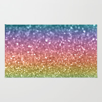 After the Rain Rug by Lisa Argyropoulos | Society6