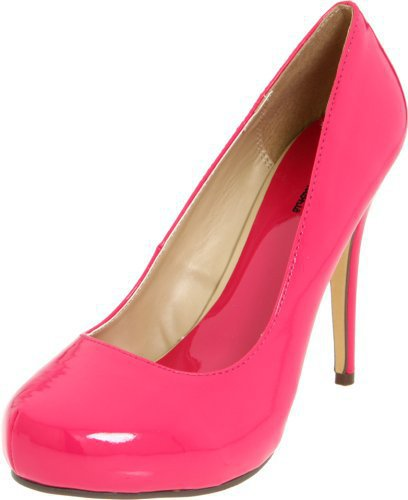 Michael Antonio Women's Loveme-Pat Pump - designer shoes, handbags, jewelry, watches, and fashion accessories | endless.com